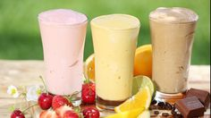Splendid Smoothie Recipes for a Healthy and Delicious Meal Ideas. Amazing Smoothie Recipes for a Healthy and Delicious Meal Ideas. Fruit Smoothies, Juice Smoothie, Smoothie Drinks, Healthy Smoothies, Healthy Drinks, Smoothie Recipes, Healthy Snacks, Healthy Eating, Healthy Recipes