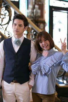 Princess Hours Thailand, Thai Princess, Drama Movies, Baekhyun, Dramas, Love Story, Power Couples, Poses, Actresses