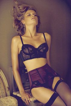 Laura Blokhina by René & Radka for Madame Figaro 8