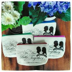 Souvenir pernikahan dompet/ pouch blacu , contact order : line teteno_btarigendhis | wa 081390989077