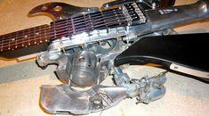 Another view.  British Custom Guitars, BSA Guitar, 2008  http://www.tuneyoursound.com/collection/british-custom-guitars-bsa-guitar-2008#