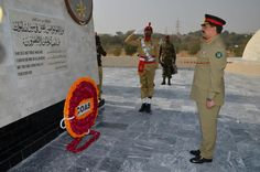 General Raheel Sharif, Chief of Army Staff visited Hyderabad Garrison today. He met with officers, troops and veterans of the formation and Sind Regimental Centre. COAS appreciated the formation for their performance in Ops and security and reiterated that Pakistan Army will always respond to the call of the nation and come upto their expectation, may it be for defence of the motherland or during natural calamities. General Raheel Sharif also visited Sindh Regimental Centre,