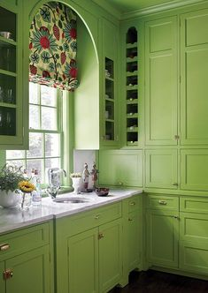 Modern Farmhouse Kitchens, Black Kitchens, Country Kitchen, New Kitchen, Kitchen Decor, Kitchen Ideas, Kitchen Interior, 50s Style Kitchens, 1930s Kitchen