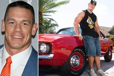 "John Cena – Chevrolet Camaro, Estimated $300K WWE superstar John Cena has a deep love for American muscle cars and that is why he owns 23 of them. From a 1966 Dodge Hemi Charger to a 2009 Chevrolet Corvette ZR1 and let's not forget his futuristic one-of-a-kind ""INCENARATOR"". Cena keeps a record of each of carsRead More"