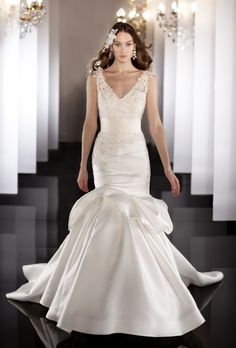 new martina liana designer wedding dresses - 2013 (The Bridal Show)