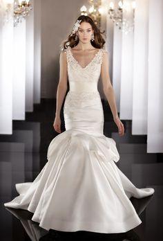 new martina liana designer wedding dresses - 2013 (The Bridal Show)