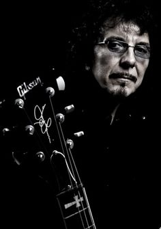 Godfather of Metal...Tony Iommi!