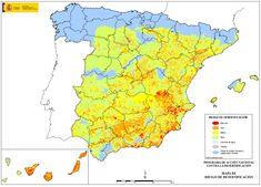La desertificación en España - http://www.meteorologiaenred.com/la-desertificacion-en-espana.html