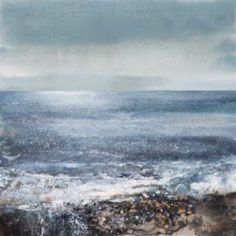 One of our exhibiting artists in our power of the sea exhibition! kurt Jackson