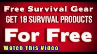 Free Survival Gear - Top 18 Free Survival Gear Products 2017 - Funny Videos at Videobash