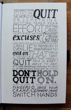 Quote and Sketch by Nicole Regan - Alpha Epsilon Phi Mu <3<3