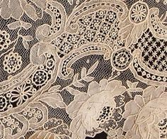 The Lace Guild - Flanders Needlelace - Point de Gaze