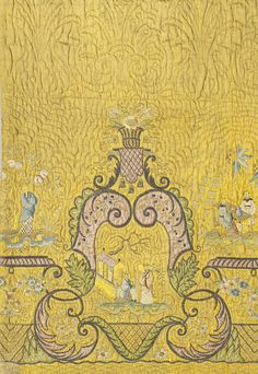 1725-1760, petticoat