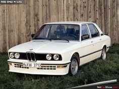 BMW M 535i - Front Angle, 1980, 1024x768, 1 of 1