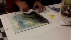 Bienenwachs,Abstrakt,Informel,Modern,Effekte,Painting ,Abstract, Informa...