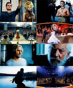 scenes from Catching Fire (The Hunger Games) The Hunger Games, Hunger Games Movies, Hunger Games Fandom, Hunger Games Catching Fire, Hunger Games Trilogy, Katniss Everdeen, Katniss And Peeta, Johanna Mason, I Volunteer As Tribute