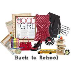 """Back to School Look for Teachers #10"" by missteacherlady on Polyvore"