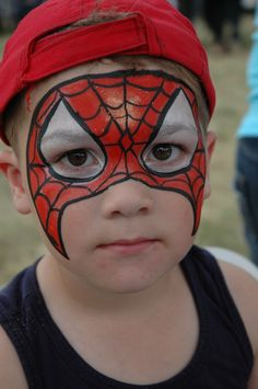 Not only does IY want to be spiderman for Halloween, but his wants ...