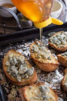 Rhodes Honey Gorgonz Rhodes Honey Gorgonzola Crostini // Tried...  Rhodes Honey Gorgonz Rhodes Honey Gorgonzola Crostini // Tried and Tasty Recipe : http://ift.tt/1hGiZgA And @ItsNutella  http://ift.tt/2v8iUYW
