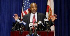 Ben Carson Turns Heat on Reporters in Feisty News Conference - The New York Times