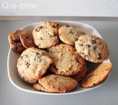 Q-e-zine: Cookies de Michel & Augustin