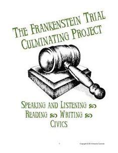 Frankenstein literature ela test essay questions entire novel frankenstein trial activity fandeluxe Choice Image