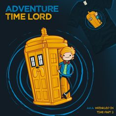 Oh my goshhhhhh I don't know if I should pin this under doctor who or adventure time or or or-
