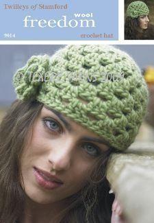 hat pattern Meg & Kassidy