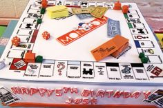 50 Best Board Game Party Images Monopoly Party Monopoly