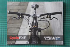 Well, it's that time of year again. The Cycle EXIF Custom Bicycle Calendar is now live and available for purchase and/or download. I'm especially proud of this issue, because it truly features some of the best custom bicycle frame builders from all over the world, captured by some of the world's best bicycle photographers.