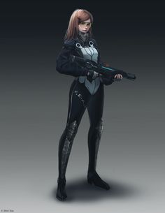 Lisa Den, Pedroxan Agent and emissary between the PCG and Operation Crisis.