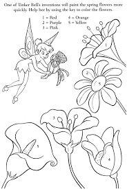 tinkerbell das geheimnis der feenflügel ausmalbilder | Mal Spaß ...