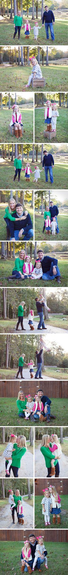 Barrett, Cassie, Mary Peyton & Ann McRae {Fall on the Farm} » kristinbentonphotography.com
