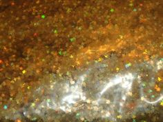 1 Pound Gold Bulk Glitter Stars Solvent Resistant Nail Polish Indie Franken | eBay