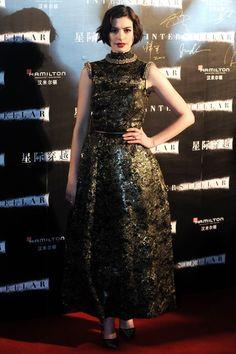 Anne Hathaway Photos: 'Interstellar' Premieres in Shanghai