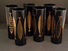Barware Collection - FRED PRESS - TOM COLLINS GLASSES
