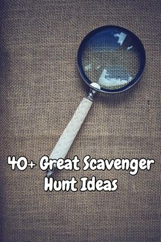 Scavenger Hunt Ideas for Your Next Party Backyard Scavenger Hunts, Easter Scavenger Hunt, Halloween Scavenger Hunt, Scavenger Hunt Riddles, Photo Scavenger Hunt, Scavenger Hunt Birthday, Christmas Scavenger Hunt, Scavenger Hunt For Kids, Deer Hunting Tips