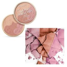 3 Pack RIMMEL LONDON Match Perfection Blush  LightMedium -- Want additional info? Click on the image.