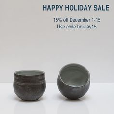 our holiday sale at www.clothandgoods.com