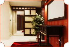 #InteriorDesign #Luxury #Elegant #corridor #Interiors #Design
