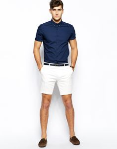 :nice outfit,.. still shorts just an inch or two,. too short for my taste.. but like the look..