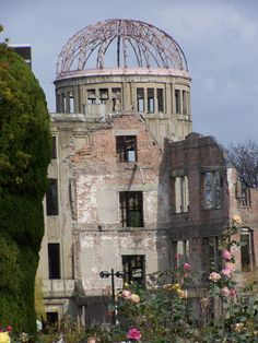 Hiroshima - Dôme de Genbaku Hiroshima, Taj Mahal, Road Trip, Building, Travel, Viajes, Road Trips, Buildings, Trips