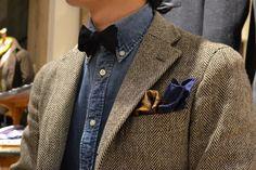 Tweed and Denim