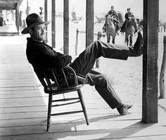 Henry Fonda - My Darling Clementine.