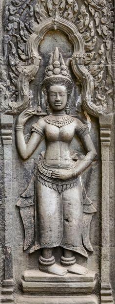 Angkor es uno de los sitios arqueológicos más importantes del Asia Sudoriental