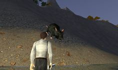 killing rat :P Wurm Online, Killing Rats