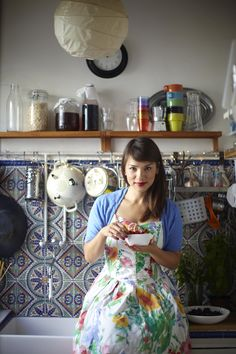 The Little Paris Kitchen — Rachel Khoo  Just pre-ordered her new book from Amazon!