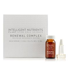 Intelligent Nutrients Plant Stem Cell Skin Science Renewal Complex — Spot Treatment now available at Spirit Beauty Lounge