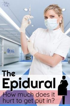 "An ""epidural"" is a nebulous process that you probably have a lot of questions about. What does it it feel like look like -- does it hurt? Let an L&D nurse of 17 years answer your questions!"