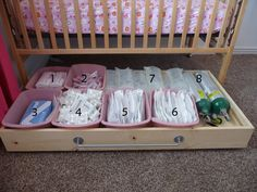 Trach Ties: Organizing Medical Supplies